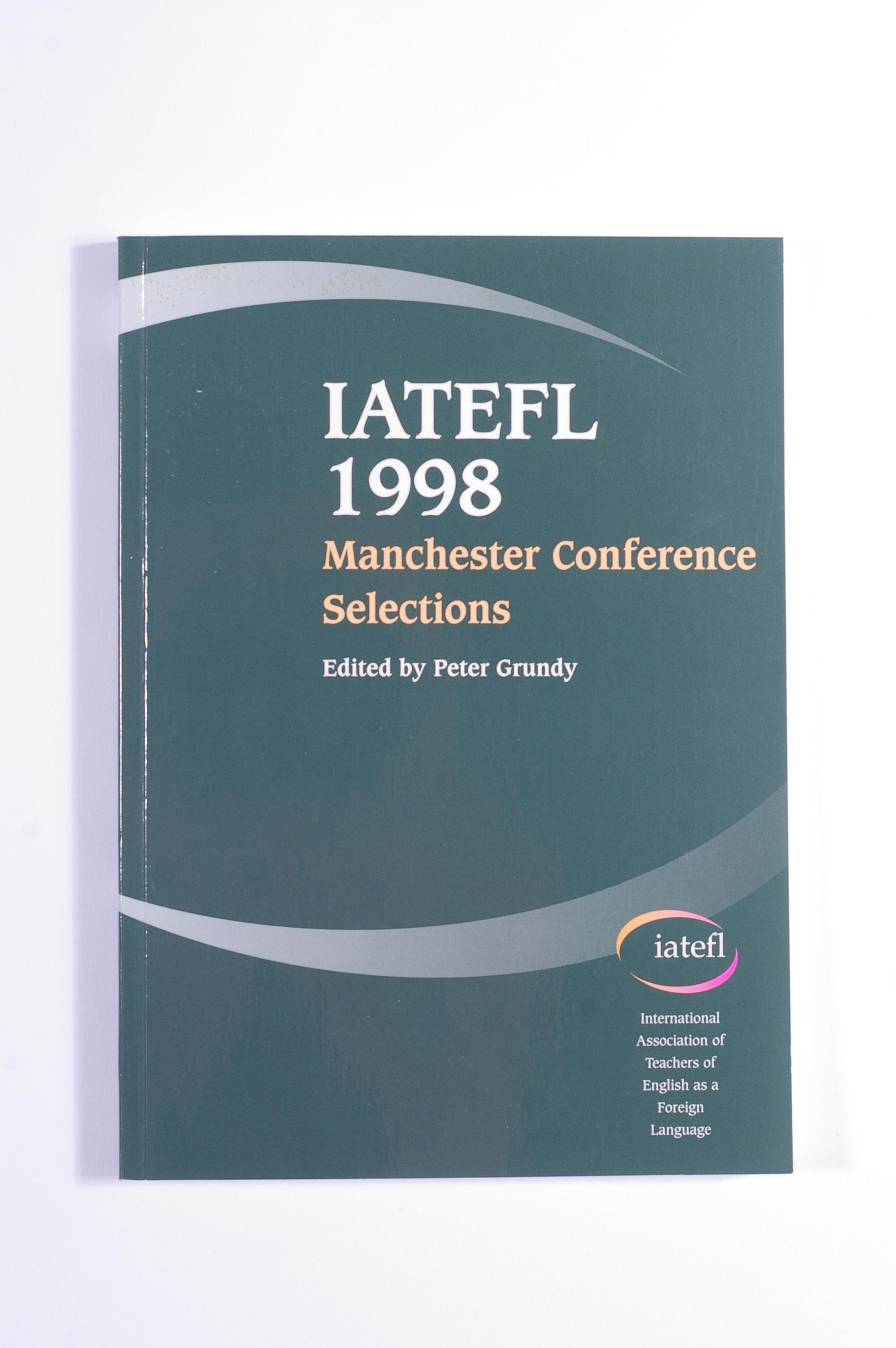 Picture of IATEFL Manchester Conference Selections 1998