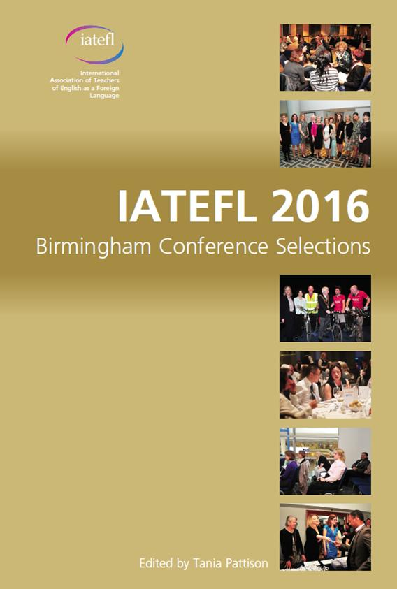 Picture of IATEFL Birmingham 2016 Conference Selections