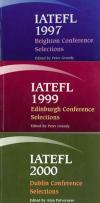 Picture of IATEFL Edinburgh Conference Selections 1999, Dublin Conference Selections 2000 and Brighton Conference Selections 1997 - SPECIAL OFFER PACK