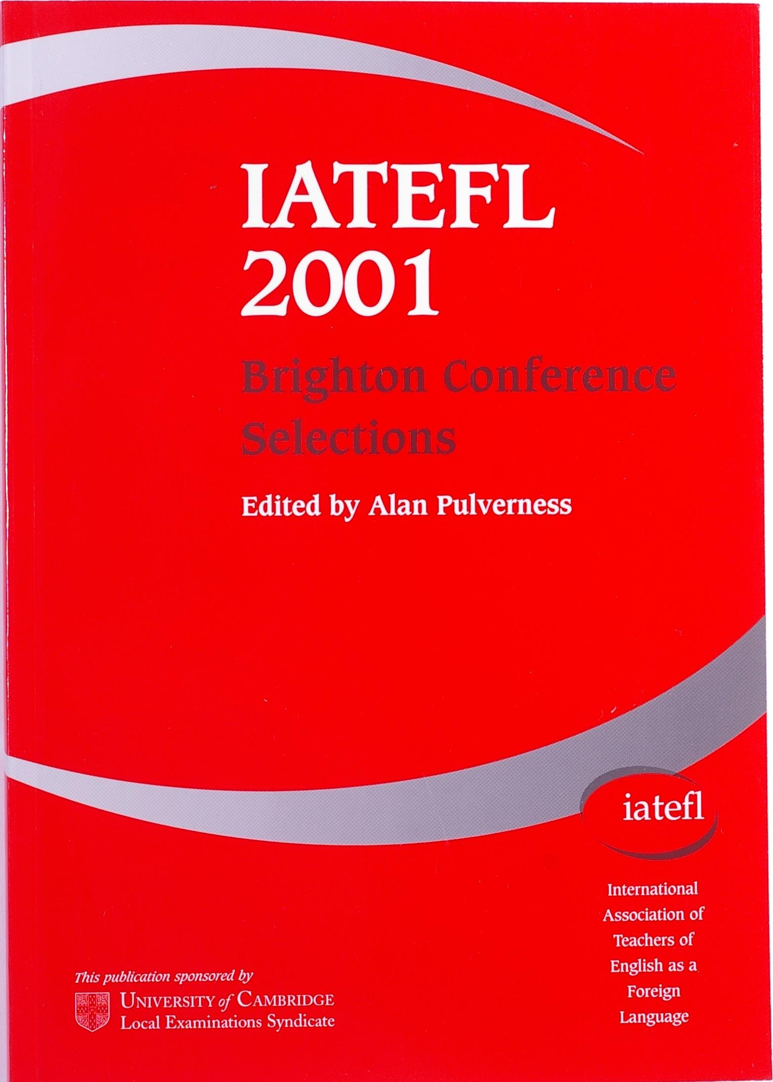 Picture of IATEFL Brighton Conference Selections 2001