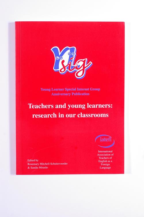 Picture of IATEFL YL SIG - Teachers and young learners: research in our classrooms